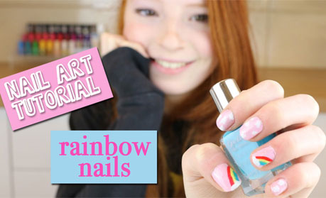 Photo of nail art tutorial title image