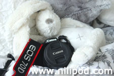 Our new Canon 70D