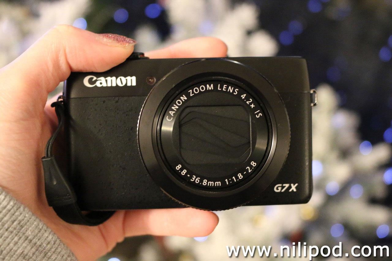 Photo of Canon Camera G7 X
