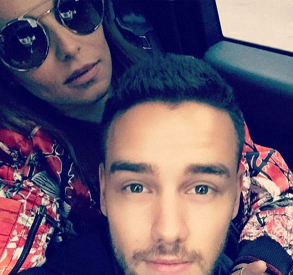 Photo of Cheryl Cole and Liam Payne