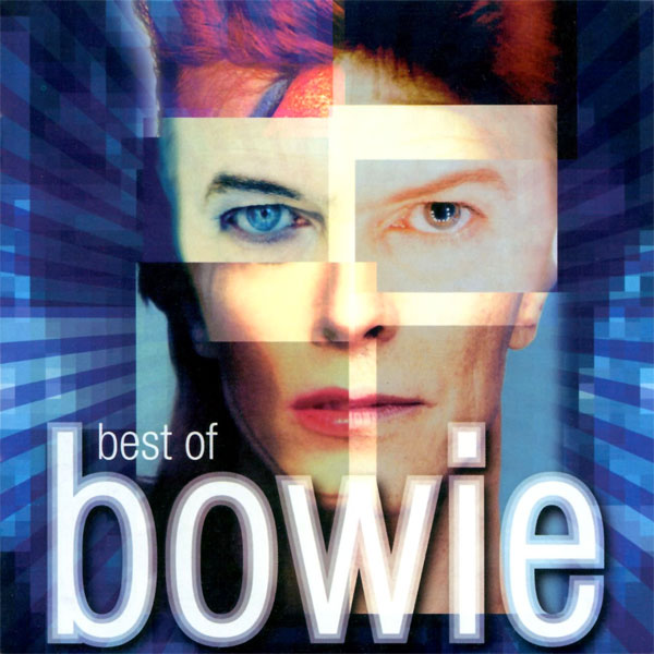 Photo of the Best of Bowie CD cover