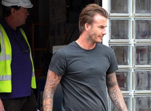 Photo of David Beckham