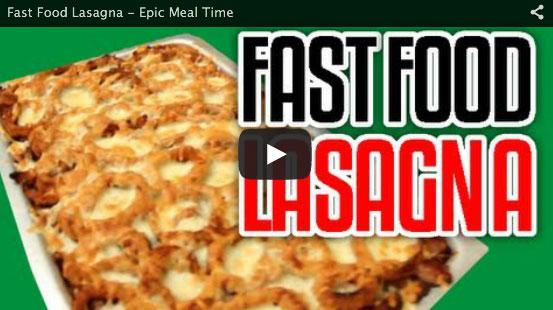 fastfoodlasagna
