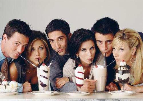 Photo of Frends TV show cast