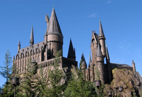 Photograph of Harry Potter's Wizarding World of Magic, Hogwart's Castle