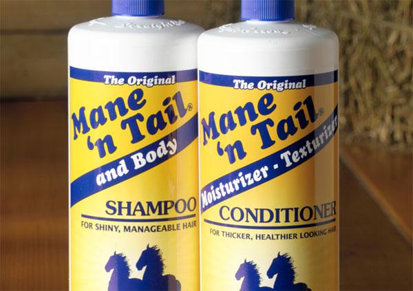Image of Mane n Tail horse shampoo