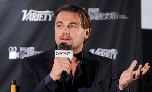 Photo of Leonardo DiCaprio face