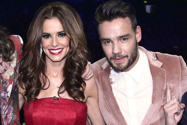 Image of Cheryl Cole with Liam Payne