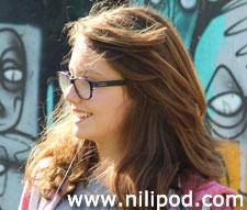 Photo of Nia at the NiliPOD
