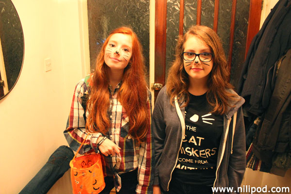 Our Dan and Phil outfits