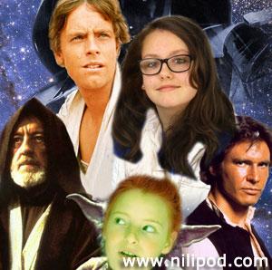 Star Wars parody picture