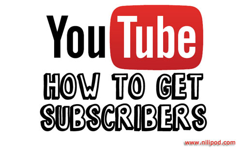 Image of How to get YouTuber Subscribers