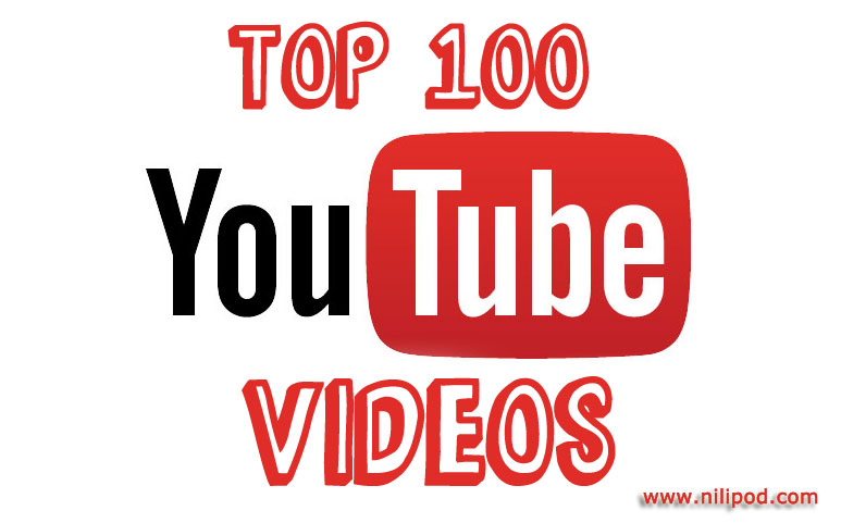Top YouTube videos logo