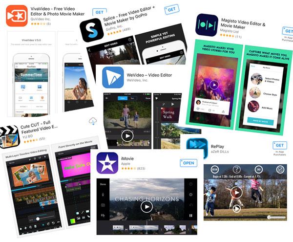 editing videos app free