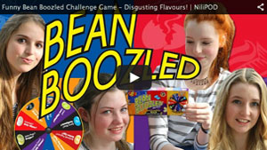 Funny Bean Boozled Challenge Game - Disgusting Flavours!