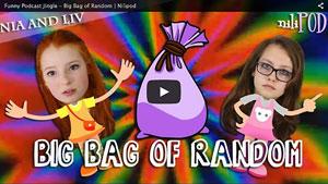 Big Bag of Random Podcast Jingle