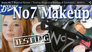 Boots No 7 Makeup Review / Testing Drugstore Makeup & Cosmetics
