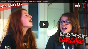 Breakfast Karaoke Songs