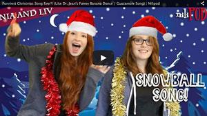 Our Funny Christmas Song, a NiliPOD Original