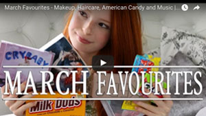 March Favourites 2016
