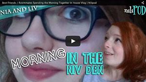 Spending the Morning Together Vlogging