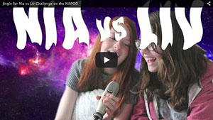 Nia vs Liv Animated Jingle