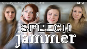 Speech Jammer App Challenge