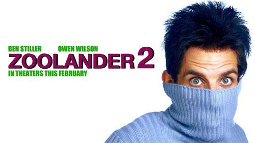 Image of Zoolander 2 poster